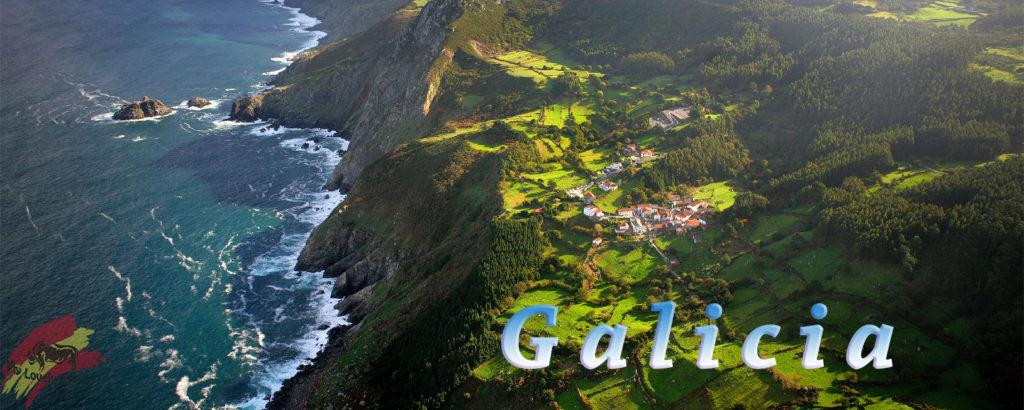 galicia, Галисия, регион Галисия