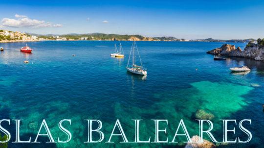 Балеарские острова, Испания: Менорка, Ибица, Форментера и Майорка